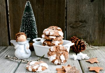 Rezept Schokoladen-Minz-Kekse