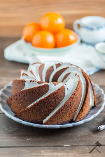 Rezept Schokoladen-Orangen-Guglhupf