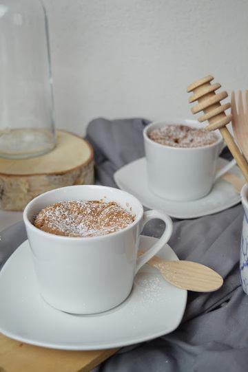 Rezept Schokoladen Souffle aus der Tasse