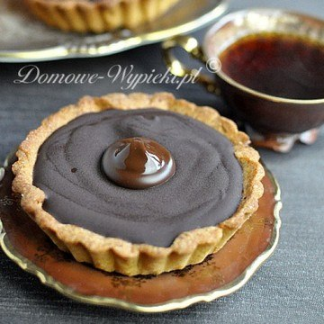 Rezept Schokoladen- Tarte