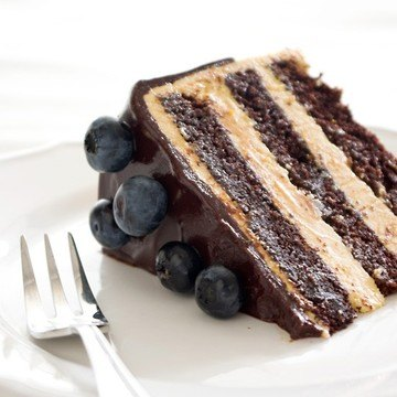 Rezept Schokoladen-Torte mit Orangen-Buttercreme