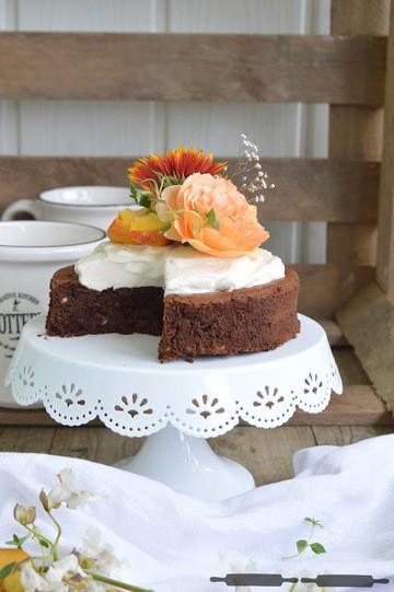 Rezept Schokoladen Walnuss Torte