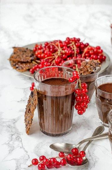 Rezept Schokoladencreme mit Rumlikör