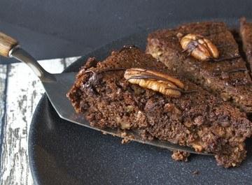 Rezept Schokoladenkuchen ohne Mehl