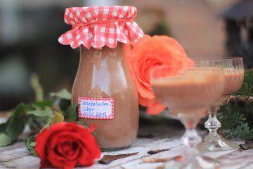 Rezept Schokoladenlikör,nicht nur für Schokoholics
