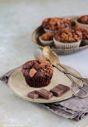 Rezept Schokoladenmuffins