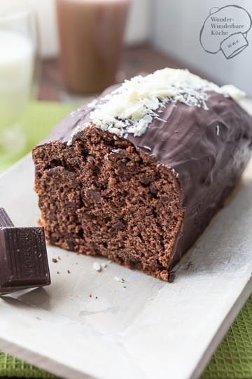 Rezept Schokoladenrührkuchen