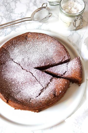 Rezept Schokoladensoufflé ohne Mehl – einfach und super lecker