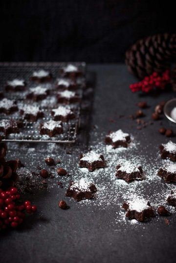Rezept Schokoladensterne vegan und glutenfrei