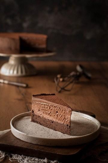 Rezept Schokoladentorte mit Schuss