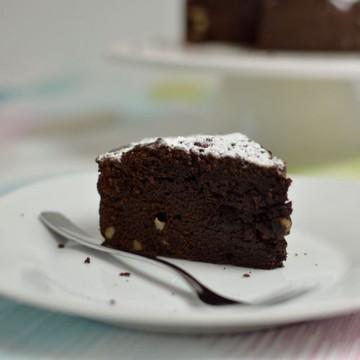Rezept Schokoladigster Pecanusskuchen