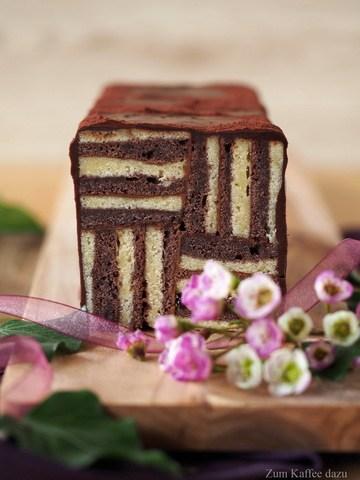 Rezept Schwarz-Weiß-Kuchen