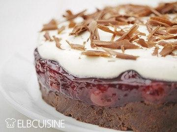 Rezept Schwarzwälder-Kirsch-Cookies-Torte – schmeckt wie bei Muttern, aber geht viel schneller!