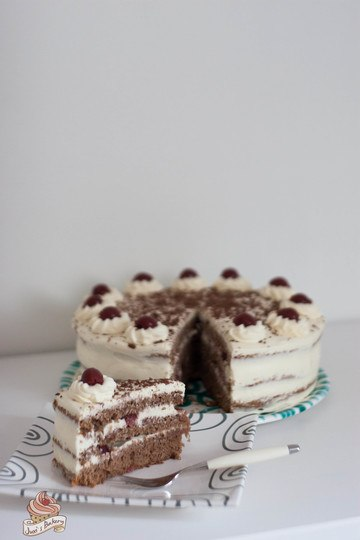 Rezept Schwarzwälder-Kirsch-Torte