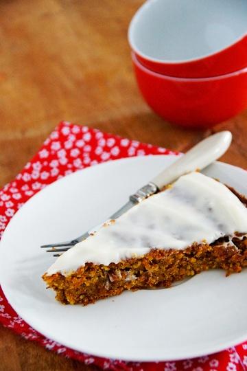 Rezept Schwedischer Möhrenkuchen