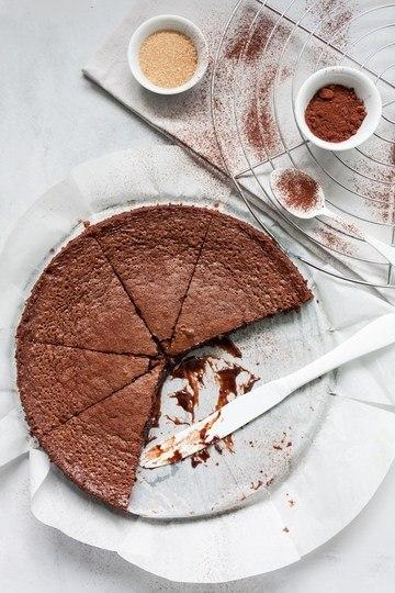 Rezept Schwedischer Schokoladenkuchen - Kladdkaka