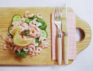 Rezept Schwedisches Krabbenbrot (Räksmörgås)