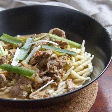 Rezept Schweinefilet in Kokos-Limetten-Sauce