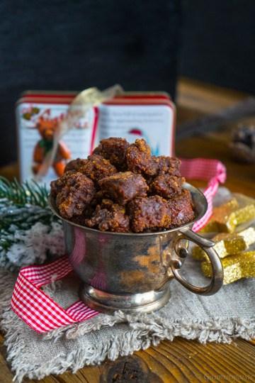 Rezept Schweizer Magenbrot - weihnachtliche Schoko-Happen