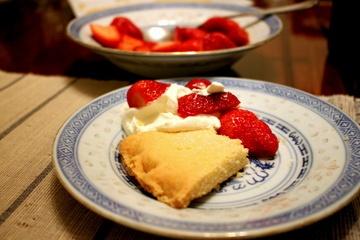 Rezept Scottish Strawberry Shortcake