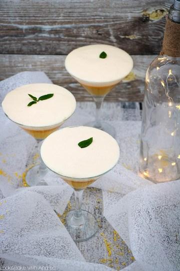 Rezept Sekt-Schichtdessert im Glas