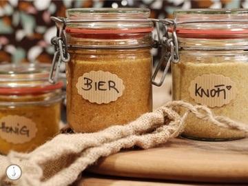 Rezept Selbst gemachter Senf