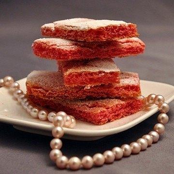 Rezept Selbstgemachte Biscuits Roses de Reims