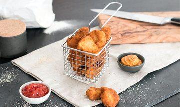Rezept Selbstgemachte Chicken-Nuggets