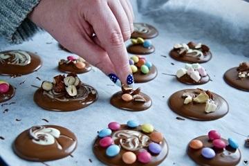 Rezept Selbstgemachte Schokolade