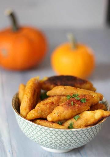 Rezept Selbstgemachte Schupfnudel aus Kürbis und Kartoffeln