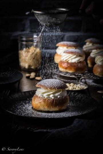 Rezept Semlor – schwedische Köstlichkeit zur Fastenzeit