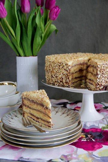 Rezept Sieben-Böden-Torte