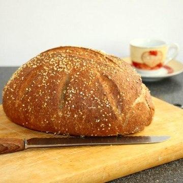 Rezept Simple wholemeal Bread
