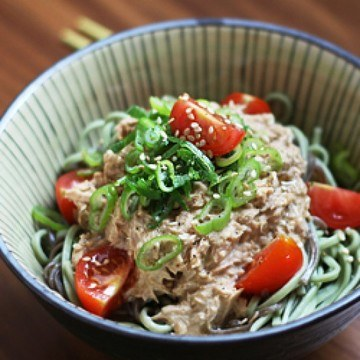 Rezept Soba Thunfisch Salat