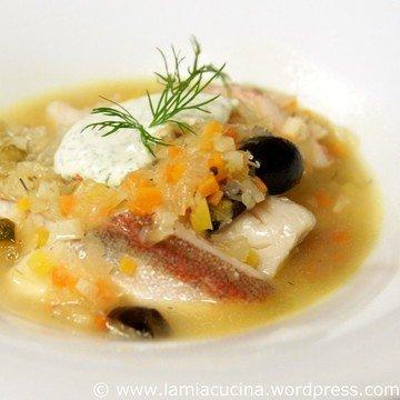 Rezept Soljanka mit Fisch und Kraut