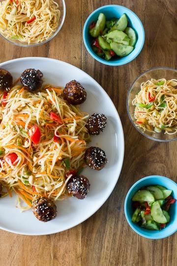Rezept Som Tum – Thailändischer Papaya Salat