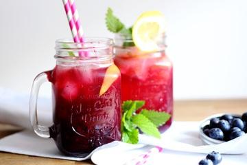 Rezept Sommerfeeling mit Heidelbeeren
