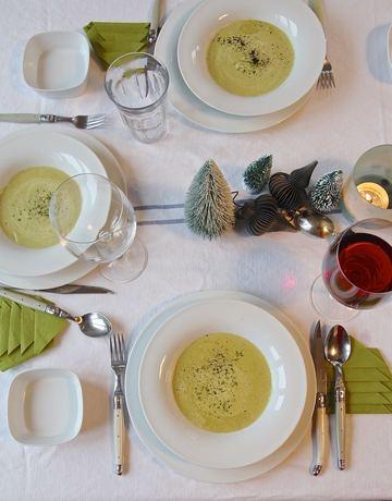 Rezept Soup-e-Pesteh - persische Pistaziensuppe