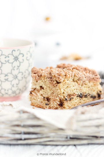 Rezept Sour Cream Coffee Cake