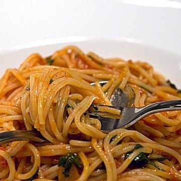 Rezept Spaghetti à la Sophia Loren