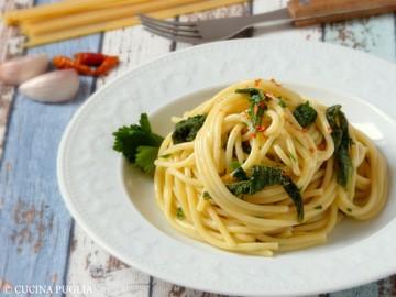 Rezept Spaghetti a mezzanotte