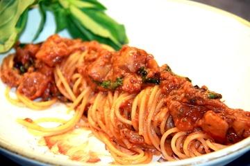 Rezept Spaghetti al Pescatore