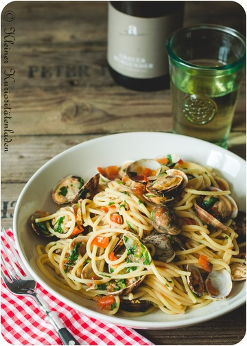 Rezept Spaghetti alle Vongole