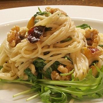 Rezept Spaghetti autunnale