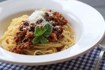 Rezept Spaghetti Bolognese! So wie wir sie mögen…