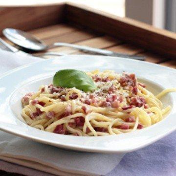 Rezept Spaghetti Carbonara