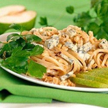 Rezept Spaghetti mit Gorgonzola-Sauce