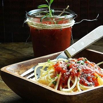 Rezept Spaghetti Tomatensoße