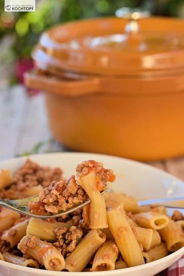 Rezept Spanische Bolognese Sauce