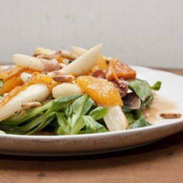 Rezept Spargel-Orangen-Salat